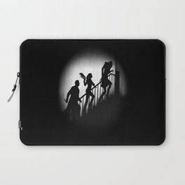 The Nosferatu Slayer Laptop Sleeve
