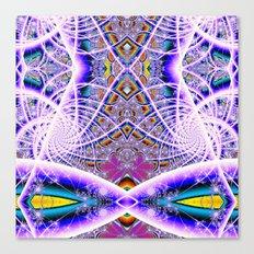 BBQSHOES: Bubbleweb Fractal 9513 Canvas Print