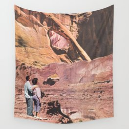 Monuments Wall Tapestry