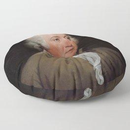 President John Adams Floor Pillow