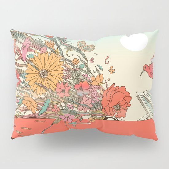 Passing Existence Pillow Sham