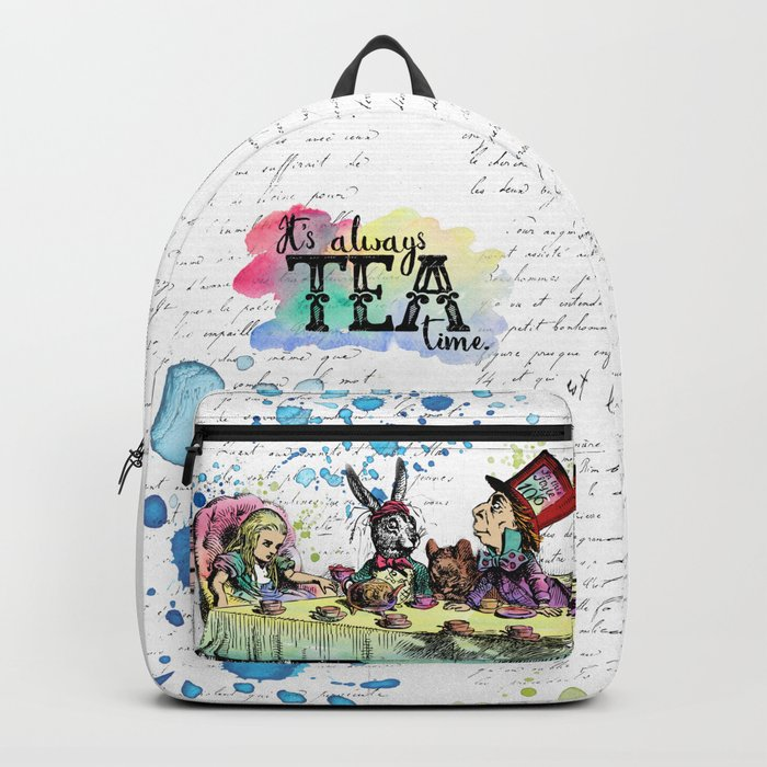 Alice in Wonderland - Tea Time Backpack