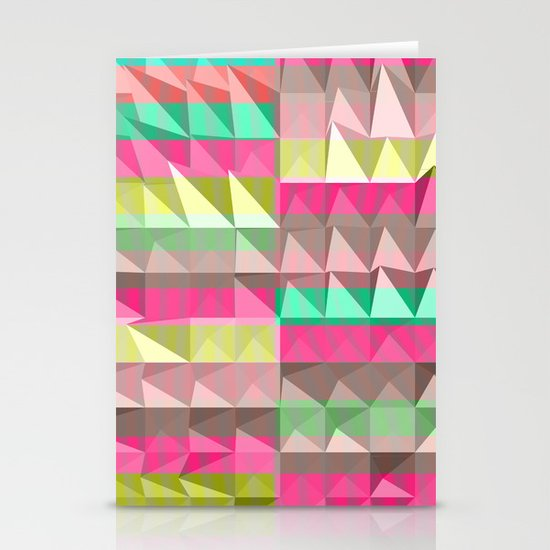 Pyramid Scheme Stationery Cards