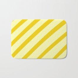 Sunny Stripes Bath Mat
