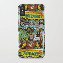 the Averagers iPhone Case