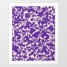 earth 8 Art Print