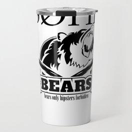 bears II Travel Mug