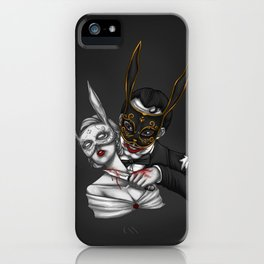 The March Hare (Bioshock) iPhone Case