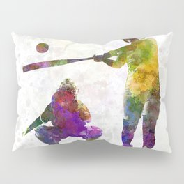 baseball players 02 Pillow Sham