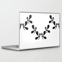 angels Laptop & iPad Skins featuring Angels by by Ingela