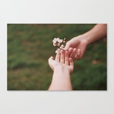 Our spring II Canvas Print