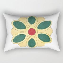 Together in Paris (Version 2) Rectangular Pillow