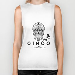 Cinco by Tatemono Paris Biker Tank