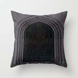 Lay The to Rest Throw Pillow