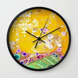 CLASSY BIRD Wall Clock