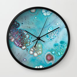 Ocean I Wall Clock