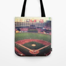 At the Ballpark   Tote Bag
