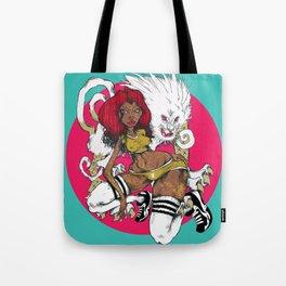 Battle Cat Tote Bag