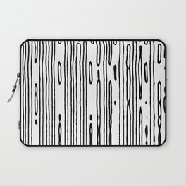 line scan Laptop Sleeve