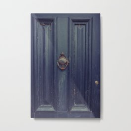 The Door No. 2 Metal Print
