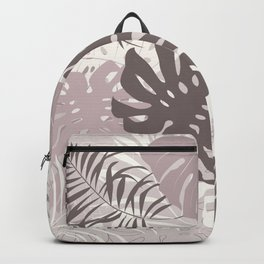Shadows in the jungle Backpack
