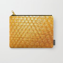 Honeycomb Morning Carry-All Pouch