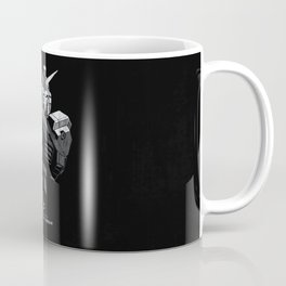 052 Gundam BW Coffee Mug