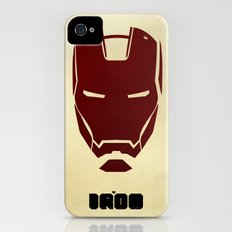 IRONMAN Slim Case iPhone (4, 4s)