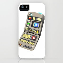 Tricorder iPhone Case
