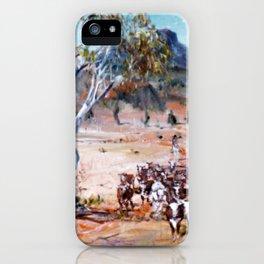 Australia 'Homeward Bound'           by Kay Lipton iPhone Case