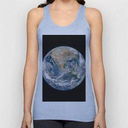 Earth Unisex Tank Top