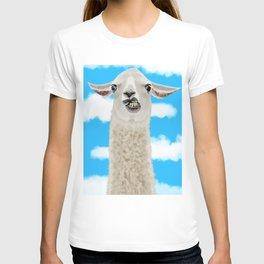 Derp Llama T-shirt