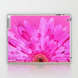 Pink Beach Flower | Floral | Flowers | Nadia Bonello Laptop & iPad Skin