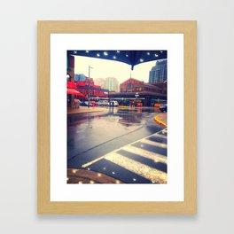 Illumined Framed Art Print