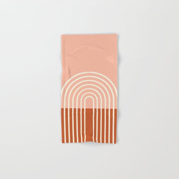 Terracota Pastel Hand & Bath Towel