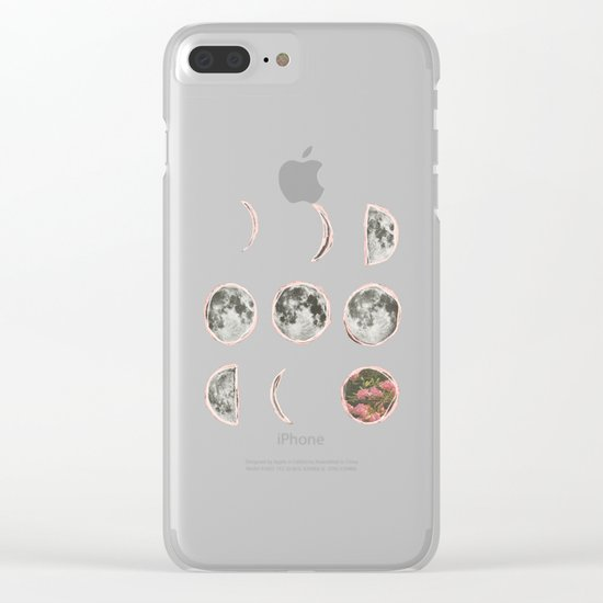 He Makes All Things New Clear iPhone Case