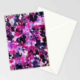 Summer Sweet Pea Garden Stationery Cards