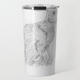 The Hare Travel Mug