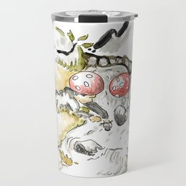 Bach - Inspiration of Elsa Beskow Travel Mug