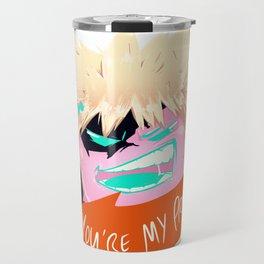 Villain Baku Dango Travel Mug