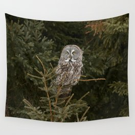 Pine Prince Wall Tapestry