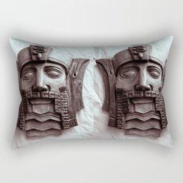 Ancient Future Rectangular Pillow