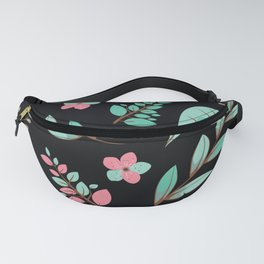 Flower Design Series 19 Fanny Pack