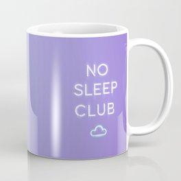 No Sleep Club Coffee Mug