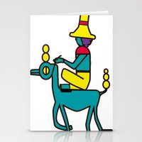 trip Stationery Cards featuring Trip by MRTN