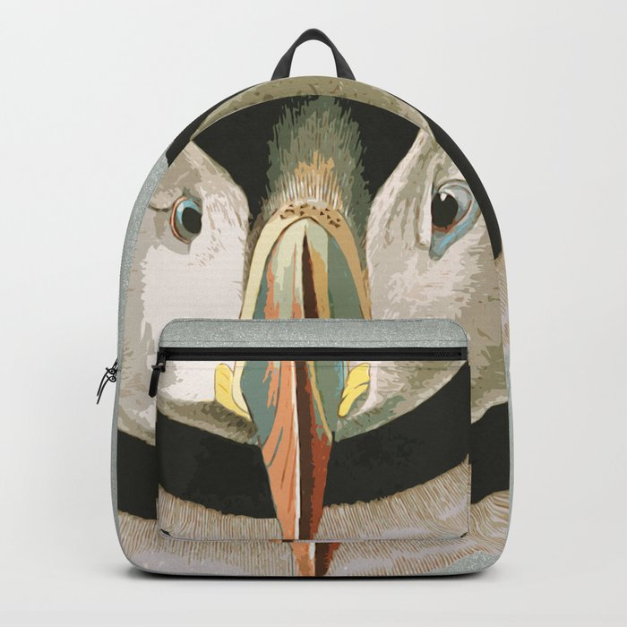 Puffling time Backpack