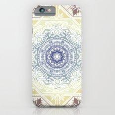 Mandala Henna iPhone 6 Slim Case