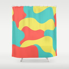 Summer Flavors Shower Curtain