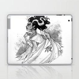 Inktober Bride of Frankenstein Laptop & iPad Skin