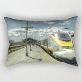 Marseilles Eurostar Rectangular Pillow